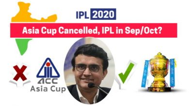 Photo of Asia Cup Cancelled, Learn when IPL 2020 will be played now? Watch this Breaking Update