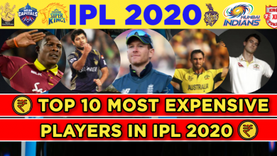 Photo of Top 10 Most Expensive Players bought at IPL 2020 Auction