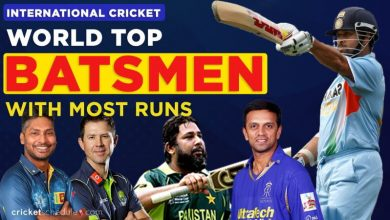 Photo of Top 15 Batsmen Ranked by MOST RUNS scored in International Cricket (1971-2020)