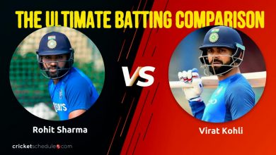 Photo of Rohit vs Virat: The Ultimate Batting Comparison of Rohit Sharma vs Virat Kohli in IPL, T20/ODI/Tests