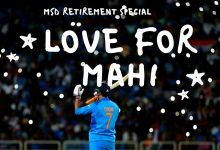 Photo of MS Dhoni Retirement Tribute – Cricketers showered loved on Captain Cool | Continue to play IPL