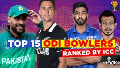 Photo of Top 15 ODI Bowlers by ICC Rankings (1971 – 2020)