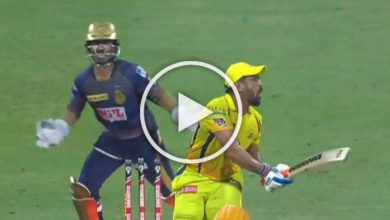 Photo of IPL 2020, KKR Vs CSK: Watch The 'Surreal Moment' When Varun Chakravarthy Clean Bowls MS Dhoni – VIDEO