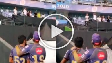 Photo of IPL 2020: KKR's Batting Hero Rahul Tripathi Meets Team Co-owner Shah Rukh Khan – WATCH